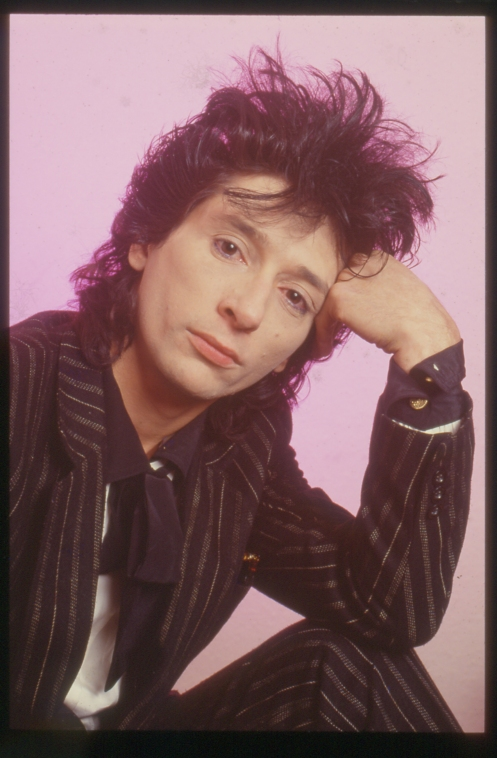 Johnny Thunders RM col tran arm 1987