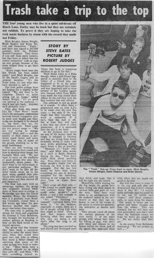 Chronicle Sep9 1977